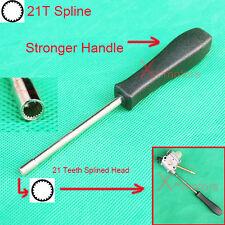 Carburetor Spline Screwdriver Adjust Tool For Craftsman Poluan chainsaw trimmer