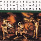 THE PRESIDENTS OF THE UNITED STATES OF AMERICA Self Titled CD