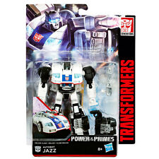 Transformers: Generations POWER OF THE números primos CLASE DE LUJO AUTOBOT JAZZ