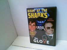 Night Of The Sharks / The Glove Like New Dvd