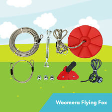 Flying Fox With Monkey Swing Zip Line Wire 29m Outdoor Play Equipment Playground