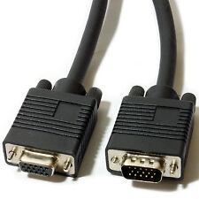 5 Metros Macho A Mujer Extensión Vga Svga Cable lead-monitor
