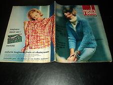 ROSITA 64/40 (5/10/64) EDITH PIAF AUDREY HEPBURN NATALIE WOOD ELVIS PRESLEY