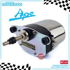 MOTORINO TERGICRISTALLO PER PIAGGIO APE MP P501 - P601 220 1978 - 1996