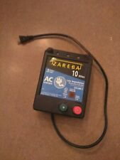 Zareba Electric Fence Charger, 10-Mile, Low Impedance Energizer #115V1/2J-6