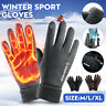 Full Finger Touch Screen Winter Warm Thermal Gloves Men Women Windproof Mittens