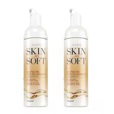 2x Skin So Soft Supreme Nourishment Oil-Infused Shower Foam -150ml(300ml)