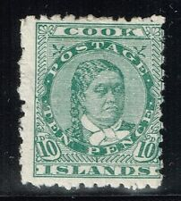 Cook Islands SG# 35 - Mint Hinged (Hinge Rem / Small Gum Ink Spot) - Lot 122715