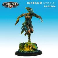 Dark Age: Dragyri Inferno (Female) (1) - DAG2304