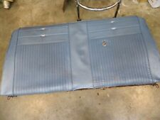 1963 Chevy Corvair Monza 900 rear seat top Chevrolet