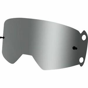 Fox Racing Vue Gafas Repuesto Chispa Lente Cromo