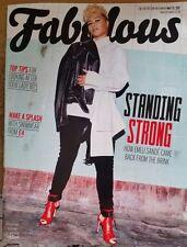 Fabulous Magazine 21/05/17 Emeli Sandé