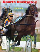 Sports Illustrated Magazine August 5 1968 Nevele Pride EX 060716jhe