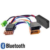 Autoradio Bluetooth Adapter Aux Kabel Modul für Renault Clio Trafic Update List