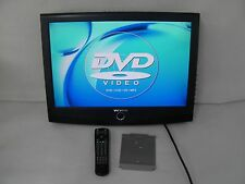 "Viewpia LM22-IEB6 LCD TV DVD Combi Built DVD Player 22"" Flat Panel HD Freeview"