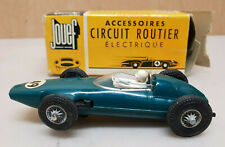 Jouef Circuit Routier Formule 1 BRM  N°49 Vert  + boite d'origine Ref 360