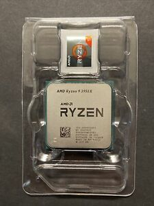 AMD Ryzen 9 3950X Desktop Processor (4.7GHz, 16 Cores, Socket AM4) -...