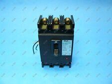 Fuji Ea103A-75 Circuit Breaker 3 Pole 75 Amp 240 Vac W/Shunt Trip 1Yr Warranty