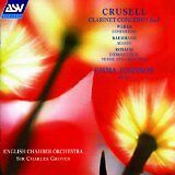 Grand Concerto 2 / Concertino by Crusell; Weber; Grover; Eco