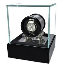 Cristalo 1 Single Automatic Watch Winder Programmable by Orbita W34020