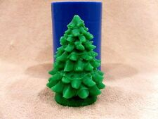 """""""New Year tree"""" silicone mold for soap and candles making mould molds"""