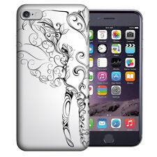 Mundaze Apple iPhone 6 Design Case - Abstract White Elephant Cover