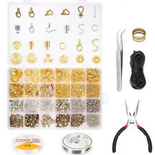 Drahtschmuckherstellung Starter Kit Sterling Silber Gold Repair Tools CraftR.JF