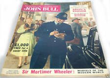 John Bull Antiques & Collectables Magazines