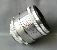 Rare HELIOS Lens - 44 m39 mount screw F / 2 58 mm