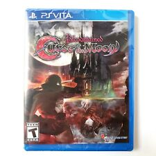 Bloodstained: Curse of the Moon (PlayStation Vita, 2018) #236 Limited Run Sealed