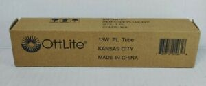 OttLite PL13-E-FFP 13W Replacement Tube with Electronic Ballast Bulb