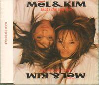 MEL & KIM - That's The Way it is - CD Maxi Single 1988