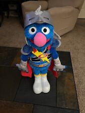 Sesame Street FLYING SUPER GROVER 2.0 - Hasbro, Talking Plush