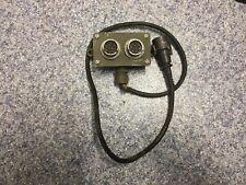 VIETNAM ERA Radio J-654/G Junction Box Splitter Set 1