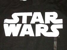 Star Wars Pull Over Hoodie Sz L New Film Movie Jedi Empire Vader Skywalker
