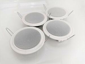Bluetooth Wireless Decken Einbaulautsprecher 2-8 Stück Hohlwand Decken Packet
