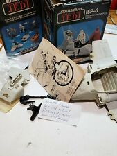 Mini Rig Parts lot Pick Vintage Imperial Shuttle Star Wars Canopy Box Guns Ski