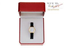 CARTIER Arcade Reloj Oro de mujer 18K/750 sólido GOLD WATCH VINTAGE CAJA