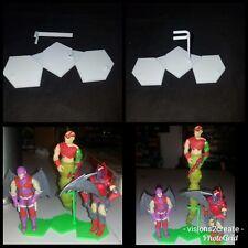 Cobra La stand gijoe gi joe golobulus cobra stand display figure toy