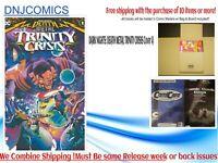 DARK NIGHTS DEATH METAL TRINITY CRISIS #1 | DC Comics NM 2020