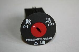 Opel Agila B Suzuki Schalter Sperre Airbag Beifahrerairbag ON OFF 38970-52K00