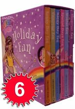 Rainbow Magic 6 Copy Holiday Fun Pocket Library Book |