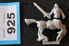GAMES Workshop Citadel Centaur metallo Figura MINT WARHAMMER fuori catalogo HORSEMAN B2