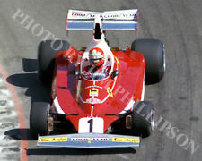 Niki Lauda 1976 Ferrari Formula 1 Grand Prix Long Beach Photo