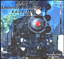 Train Sound CD: In The Cab of L&N 4-6-2 #152