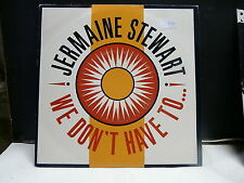 JERMAINE STEWART We don't have to .. 90267