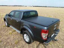 EGR Alloy Trade Top Hard Ute Lid for Ford PX Ranger Dual Cab - Black