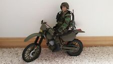 """Ultimate Soldier Scout Motorcycle with 12""""  1 / 6 Scale Action Figure GI Joe"""