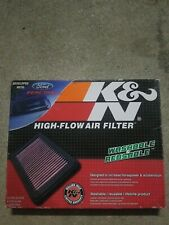 K&N Replacement Air Filter #33-2431  2010-14 Ford Mustang 3.7L 4.6L 5.0L