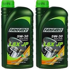 1l Fanfaro Lsx JP 5w-30 API Sn/cf lavado de motor Flusch Oiladditiv Molibden